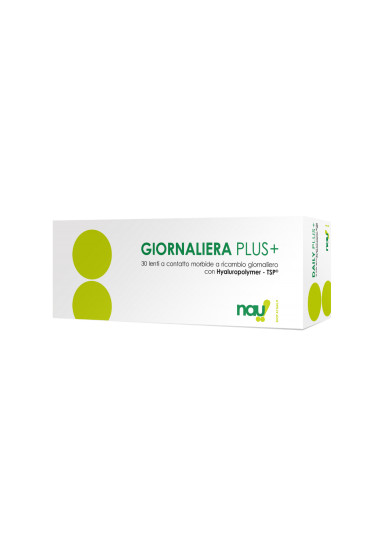 NAU DAILY PLUS+ 30PACK