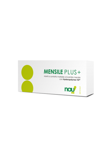 NAU MONTHLY PLUS+ 4PACK -5.50