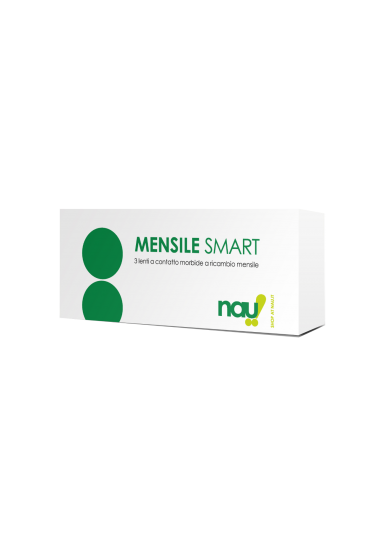 NAU MONTHLY SMART 3PACK