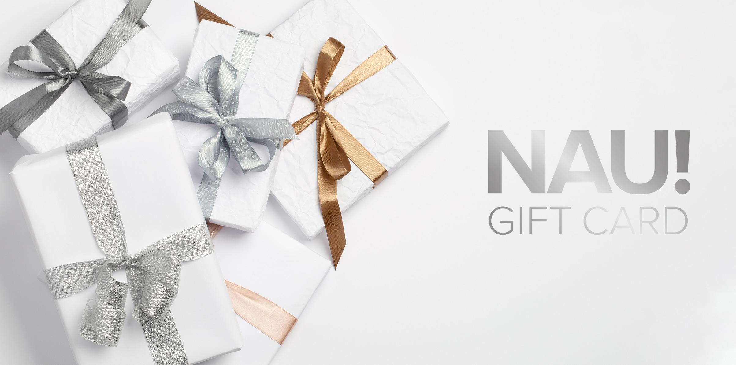 Gift card cartacea