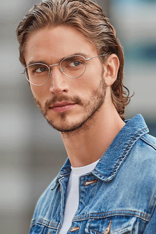 occhiali vista uomo